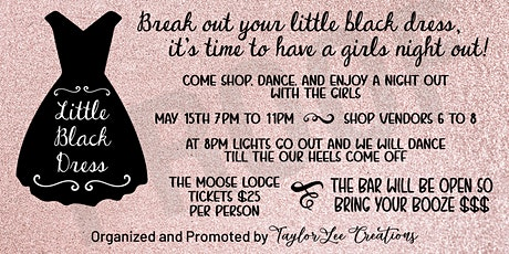 Little Black Dress Event tickets