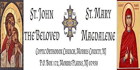 April Liturgy Registration tickets