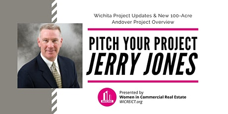 Pitch Your Project: Jerry Jones tickets