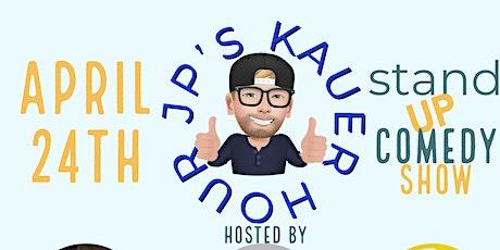 J.P.'s Kauer Hour Comedy Show tickets