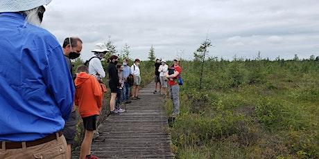 Visite de la Réserve écologique des Tourbi`eres-de-Lanoraie billets
