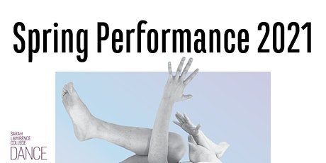 Spring Performance 2021 tickets