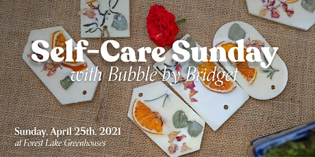 Herbal Fragrance Sachet Crafting with Bubble by Bridget tickets