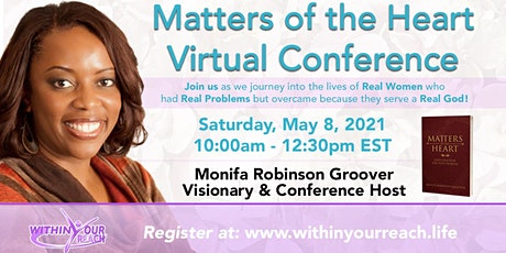 Matters Of The Heart Virtual Conference tickets