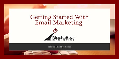 Getting Started with Email Marketing tickets