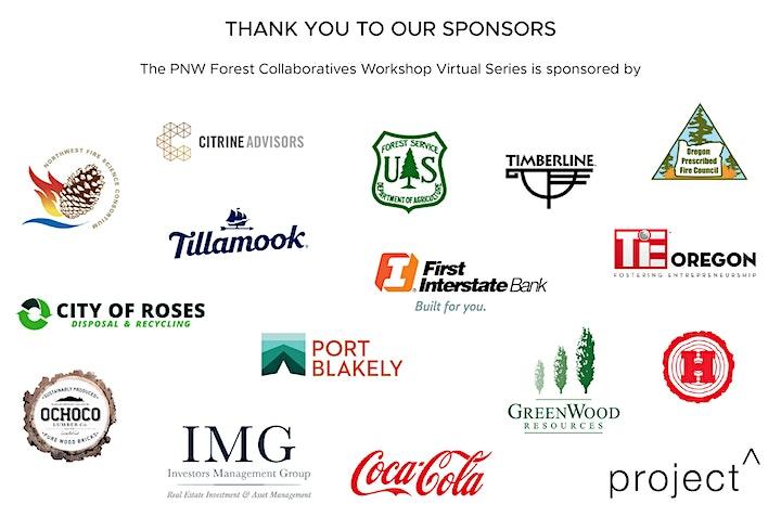 2021 PNW Forest Collaboratives Workshop Series Kick-off image