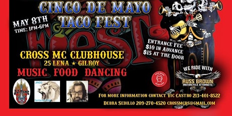 Cinco de Mayo Outdoor Taco Festival featuring live music & great food tickets