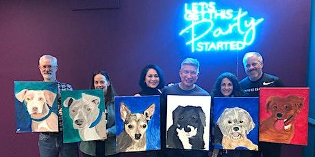 Paint Your Pet (Frisco) tickets