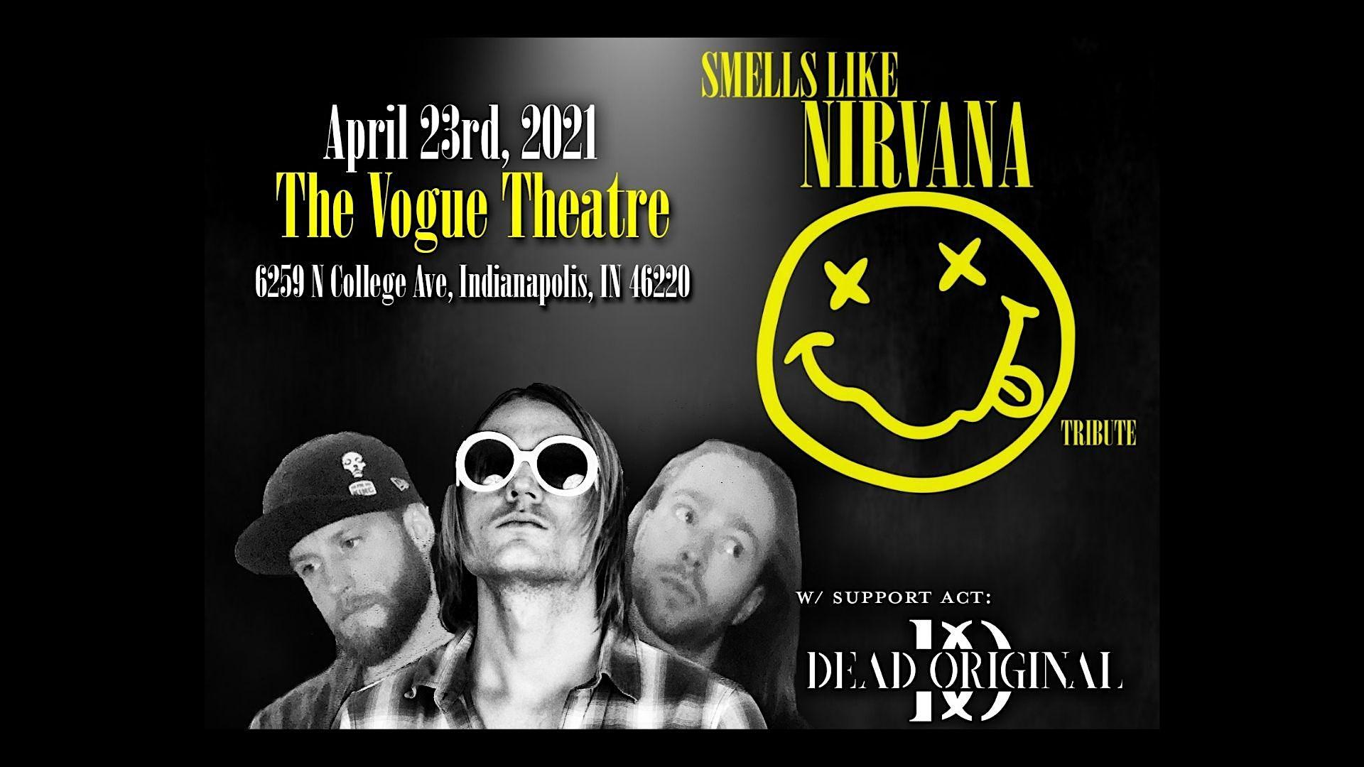 Smells Like Nirvana - Nirvana Tribute Band