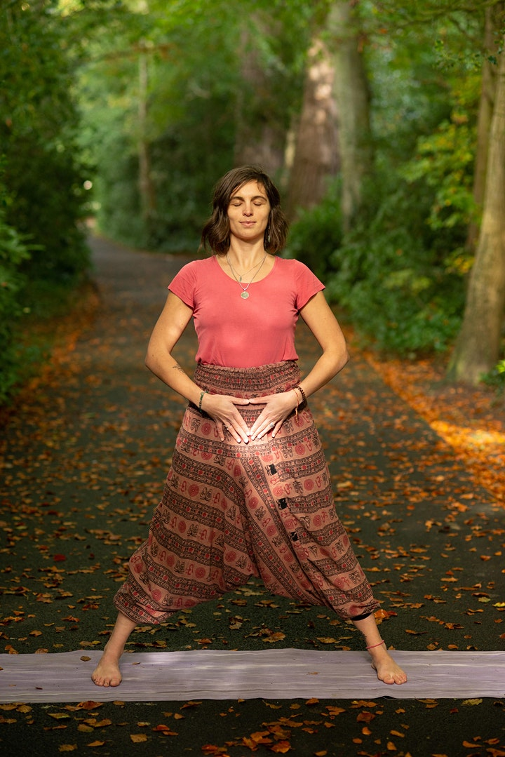Pregnancy Yoga Class (first class free) image