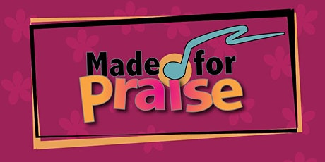 Weekend Music and Arts Camp:  Kids Made 4 Praise tickets