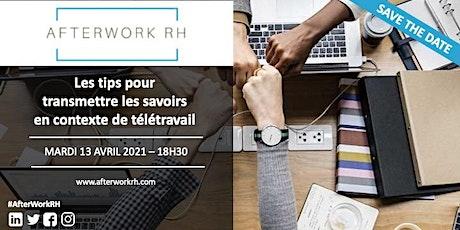 AfterWork RH Bordeaux - Avril 2021 billets