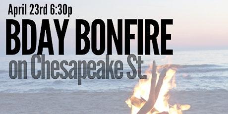Birthday Bonfire tickets