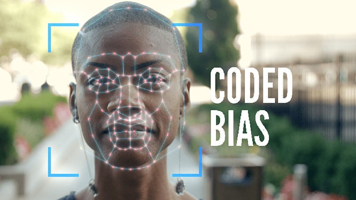CODED BIAS film screening image