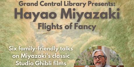 Hayao Miyazaki: Flights of Fancy - Ponyo tickets