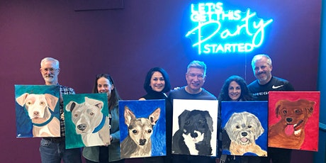 Paint Your Pet (Plano) tickets