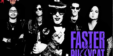 Faster Pussycat with A.L.I  at Diamond Music Hall tickets