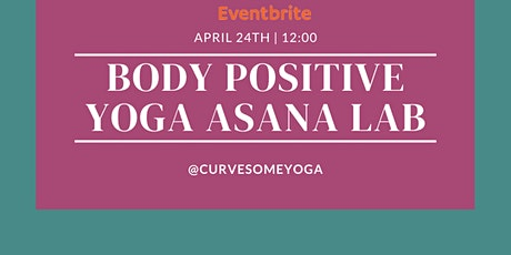 Body Positive Asana Lab tickets