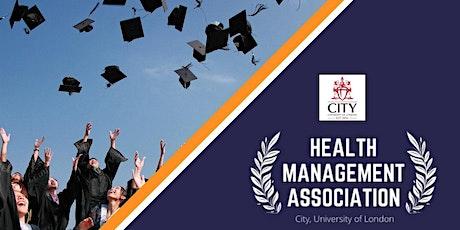 Health Management alumni event tickets