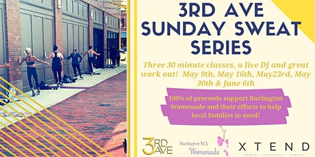 3rd Ave Sunday Sweat Series with Xtend Barre tickets