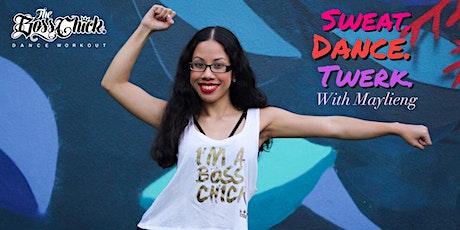LIVESTREAM:  Soca N' Dancehall Mashup Boss Chick Dance Workout tickets