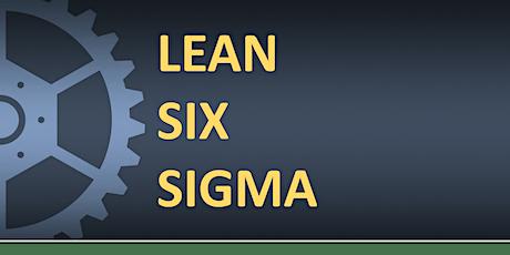 Démystifier le Lean Six Sigma tickets