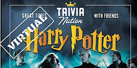 Harry Potter Virtual Trivia - ALL FILMS - Gift Cards and a Costume Contest tickets