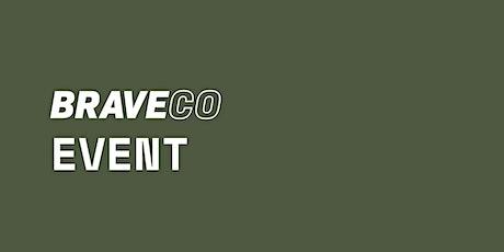 BraveCo Retreat - October 7th - 10th 2021 tickets