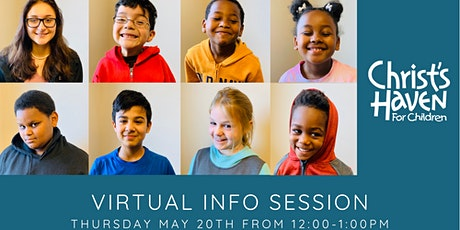 Christ's Haven for Children Virtual Information Session tickets