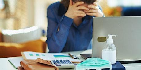 (WEBEX) La gestion du stress pendant la Covid-19 (atelier en français) billets