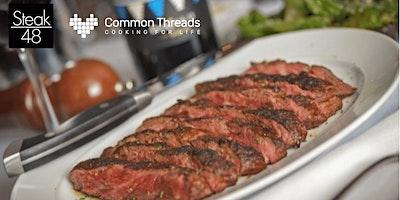 Steak Education with Steak 48