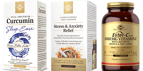 Breaking the Stress Cycle - Consumer Demo - Health Foods Unlimited (OH) tickets
