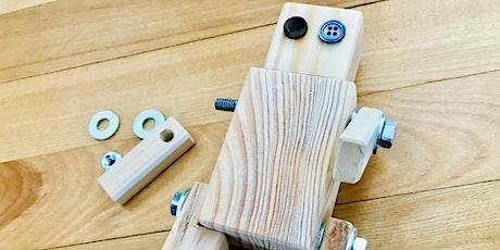 Virtual Tinkering School Workshop : Robot Kit tickets