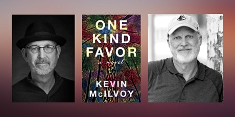 Kevin McIlvoy in Virtual Conversation with Scott Gould tickets