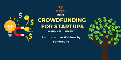 Crowdfunding for Startups tickets