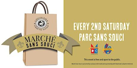 Marché Sans Souci tickets