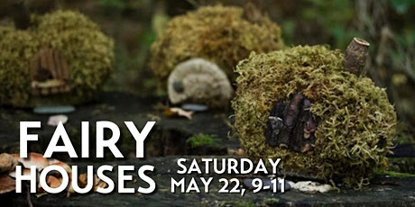 Fairy Houses at Lake Conestee Nature Preserve tickets