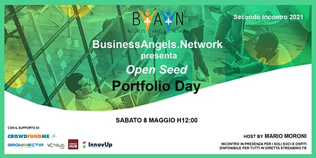 BUSINESSANGELS.NETWORK presenta Open Seed Portfolio Day entradas