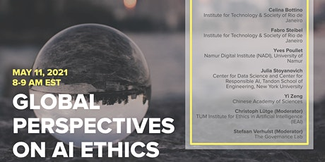 Global Perspectives on AI Ethics tickets
