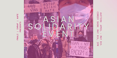 Asian Solidarity Event tickets