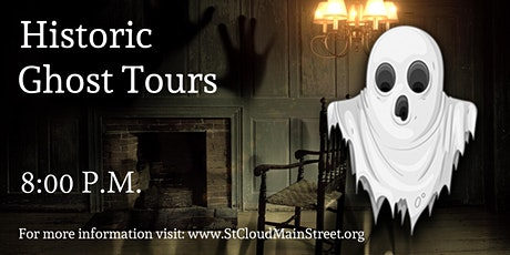 St. Cloud Walking Ghost Tour tickets