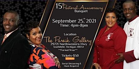 2021 Pastoral Banquet Child Ticket tickets