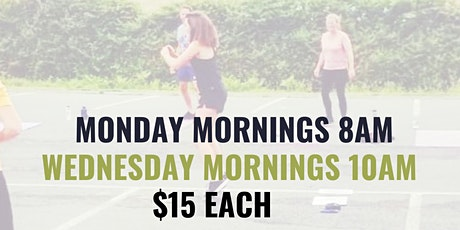 Mill Creek Ravine Fitness Sessions tickets