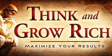 Mastermind Group  Think and Grow Rich FREE Intro tickets