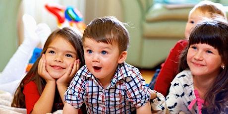 Programação Infantil: contando e cantando histórias ingressos
