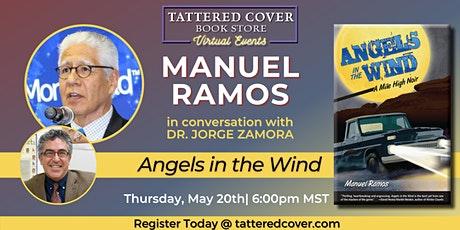 Live Stream with Manuel Ramos in conversation with Dr. Jorge Zamora tickets