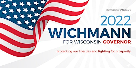Wichmann  for Governor Tour  - Green Bay Distillery tickets