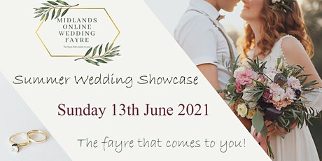 Midlands Online Wedding Fayre tickets