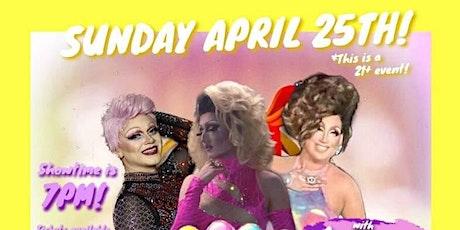 Level 3 presents: Downtown Divas Drag Show tickets