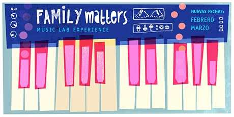 Family Matters Music Lab entradas
